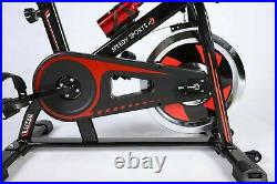 Spin Bike 10 KG Flywheel for Indoor and Home Gym Training Cycling Cardio Fitness