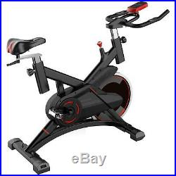 Spin Bike Aerobic Exercise Indoor Home Fitness Training Gym Spinning Led Monitor