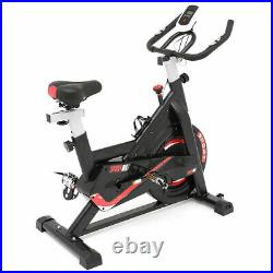 Spin Exercise Bike Heavy Duty Cardio Gym Home Fitness Workout Indoor Machine