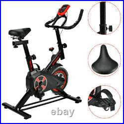 Spin Exercise Bike Home Fitness Bicycle Cardio Workout Machine Heart Rate Monito