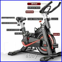 Spin Exercise Bike Home Gym Bicycle Cycling Cardio Fitness Training Workout Bike