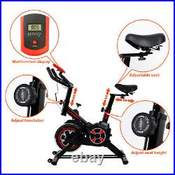 Spin Sport Bike Exercise Fitness Cardio Indoor Aerobic Machine Home Gym