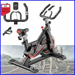 Sports Spin Bike Aerobic Exercise Indoor Training Fitness Gym Spinning Bike New