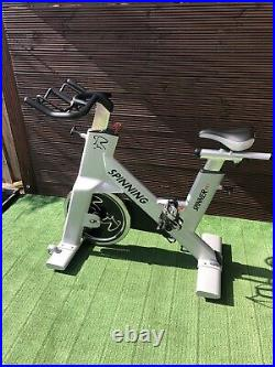 Star Trac Nxt Spin Bike Exercise Bike Collection Only