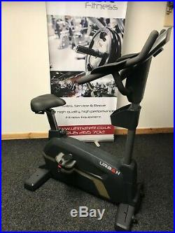 Urban Commercial Upright Cycle New not life fitness
