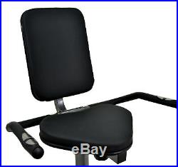 V-fit PMRC-1 Programmable Magnetic Recumbent Cycle Exercise Bike r. R. P £340