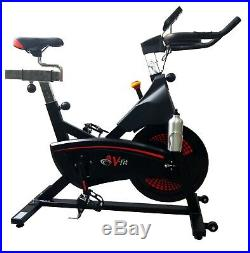V-fit S2020 Indoor Studio Training Cycle Spinning Exercise Bike r. R. P £445.00