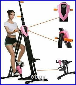 Vertical Climber Home Gym Exercise Bike Fitness Workout Machine Indoor Training