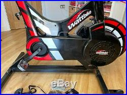 Wattbike Trainer exercise bike (Used in excellent condition)