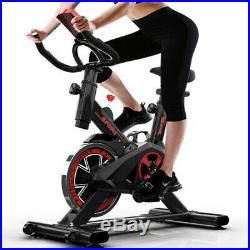 Workout Machine Home Gym Exercise Bike/Cycle Magnetic Trainer Cardio Fitness UK