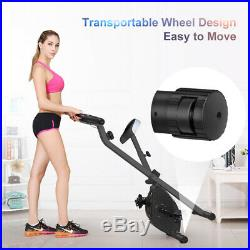 X Bike Excercise Bicycle Pedal Cardio Training Gym Home Sports Fat Burn Folding
