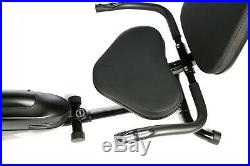 XS Sports Recumbent Magnetic Exercise Bike-Seated Support Rehabilitation Cycle