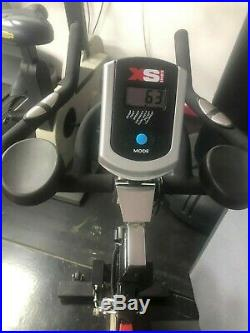 XS Sports Spin Bike, LCD, 15kg Fly wheel, Adjustable, Excellent Condition