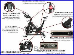 Xtreme Elite C40 Commercial Indoor Cycle Exercise Spin Bike Gym IN STOCK NEW