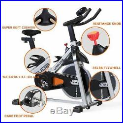 YOSUDA Exercise Bike Home Gym Bicycle Cycling Cardio Fitness Training Indoor